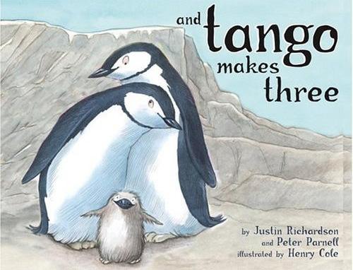 And Tango makes three : pinguins gays