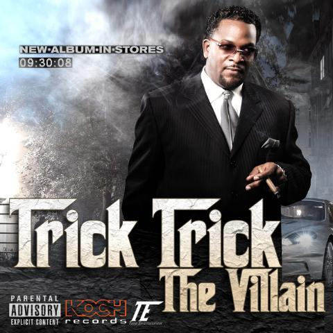 "L'homophobe Trick Trick - ""The Villain"""