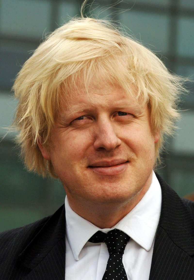 Maire conervateur de Londres : Boris Johnson