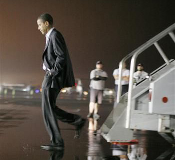 Elections USA 2008 : Barack Obama