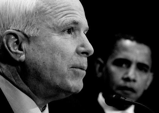 Elections USA 2008 : Barack Obama - John McCain