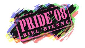 Swiss Gay & Lesbian Pride - Bienne - 21 et 22 juin 2008